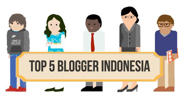 Blogger Indonesia Sukses Terkenal dan Terbaik