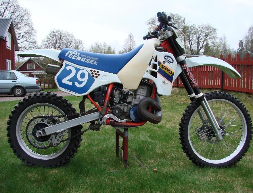Vintage Ktm Motorcycles 11