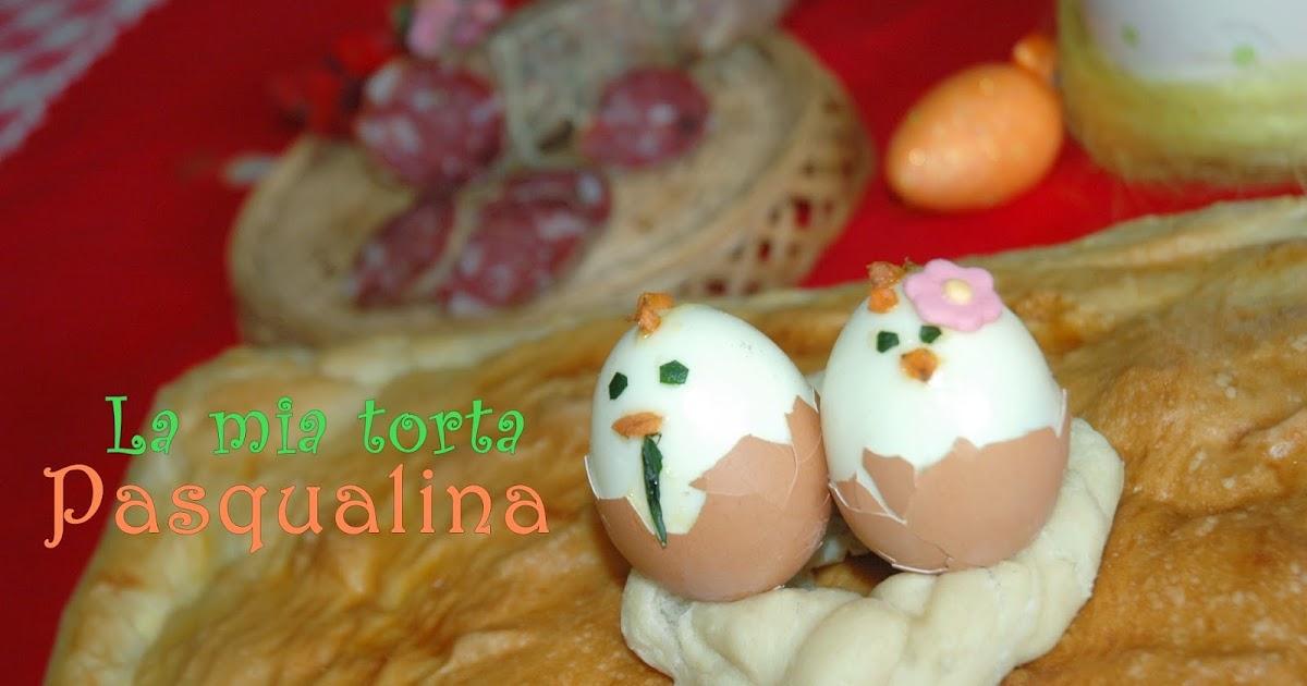 Pasticci In Famiglia Torta Pasqualina Salata A Lievitazione