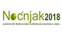 Jubilarna 20. međunarodna manifestacija maslinara i uljara NOĆNJAK 2018. slike otok Brač Online