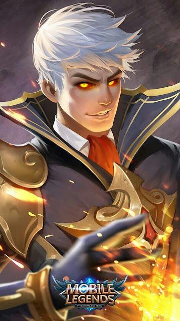 Skin Season 2: Alucard - Fiery Inferno