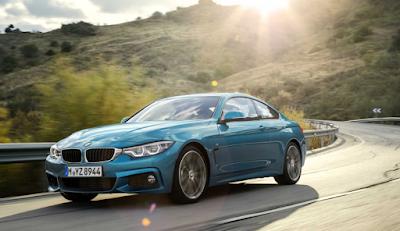 Η νέα BMW Σειρά 4