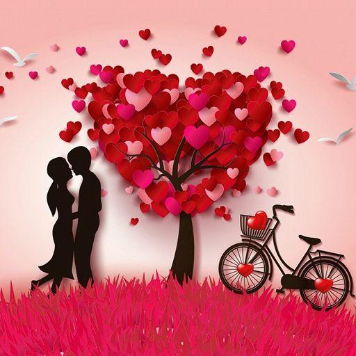 اجمل خلفيات حب و رومانسية 9