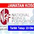 Job Vacancy at Yayasan Buah Pinggang Kebangsaan Malaysia (NKF)