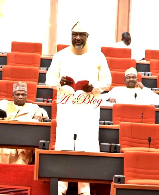 Melaye accuses Buhari of making 'unpresidential' remark about n'assembly