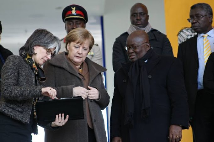 Germany Commits to Full Implementation of Compact With Africa, Review of Compact Fixed For November, 2018