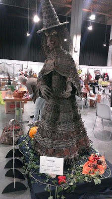 Heksen Esmaralda på Kreative Dage
