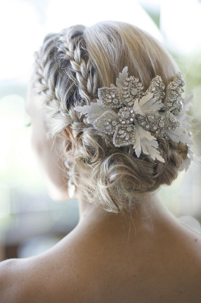 Wedding hairstyles updo part 2 belle the magazine for that perfect wedding updo for your big day well look no more here are the most gorgeous wedding hairstyles from around the web junglespirit Images