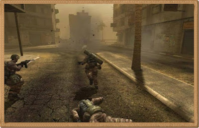 Battlefield 2 Games Screenshots