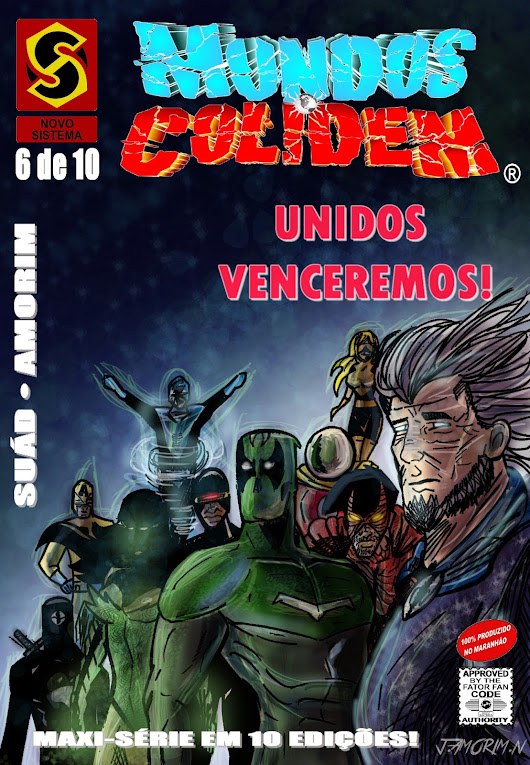 DOWNLOAD: MUNDOS COLIDEM #6