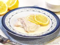 Pangasius cu sos de vin alb