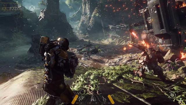 Anthem ini merupakan sebuah game bergenre Genre Spesfikasi PC Untuk Game Anthem ( BioWare )