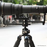 Sunwayfoto YLS-G3 Double Y-Type Long Lens Support Review