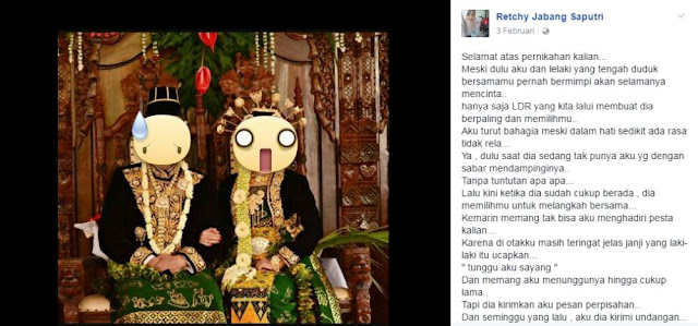 Ditinggal Nikah Usai Pacaran 6 Tahun, Curhatan Gadis Ini Mendadak Viral