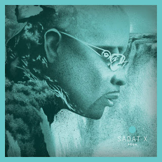 Sadat X - Agua (2016) - Album Download, Itunes Cover, Official Cover, Album CD Cover Art, Tracklist