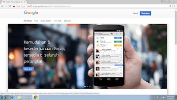 Cara Membuat Email Gmail Di Pc/Laptop