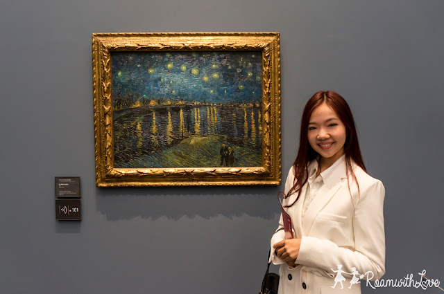 review, Honeymoon, france, Paris, รีวิว, ฝรั่งเศส, ฮันนีมูน,musee d'orsay,impressionist, art, van gogh, monet