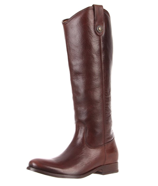 Amazon: FRYE Melissa Button Boots only $165 (reg $368) + free shipping!