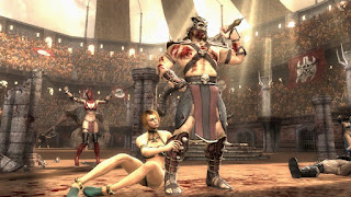 Free Download Mortal Kombat Komplete Edition PC Game