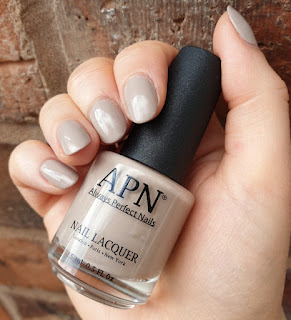 APN Always Perfect Nails Nail Polish in Naughty Nights