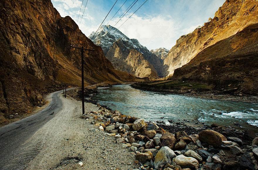 Chi viaggia impara Immagini dal mondo Tagikistan