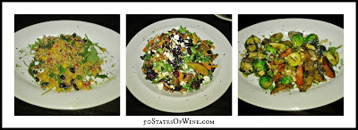 Wickets Bar and Grill Salads