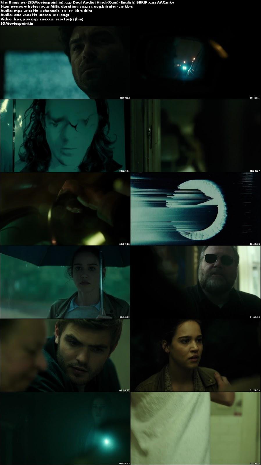 Screen Shots Rings (2017) Full HD Movie Download English 720p