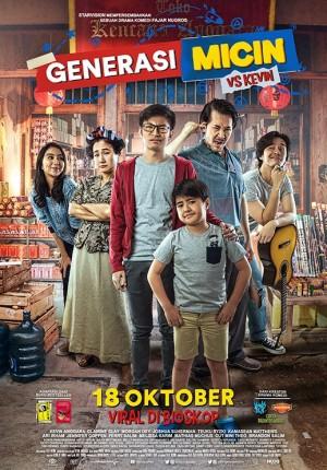 FILM GENERSI MICIN (18 Oktober 2018)
