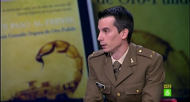 Citan al exteniente Luis Gonzalo Segura por un presunto delito contra las Instituciones del Estado