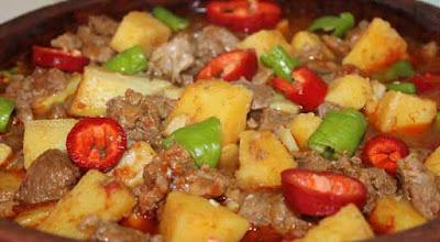 Sporcular İçin Etli Patates Yemeği Nasıl Yapılır?