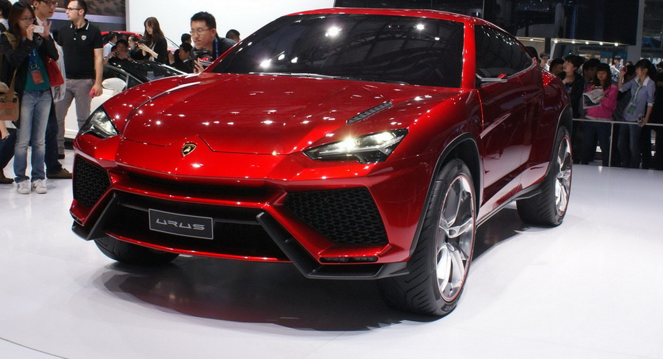 Lamborghini Wants To Attract More Women With Upcoming Urus Suv