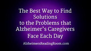 Alzheimer's and Wandering | Alzheimer's Reading Room