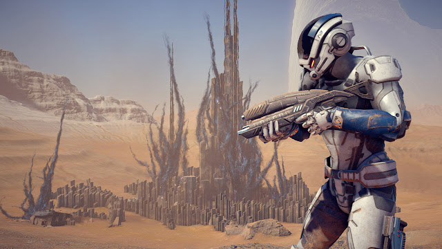 Mass Effect Andromeda: PS4 Review
