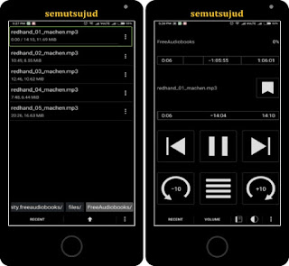 simple audiobook player-aplikasi audiobook player gratis android