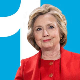 Hillary clinton in a shock following Wikileaks tweets.