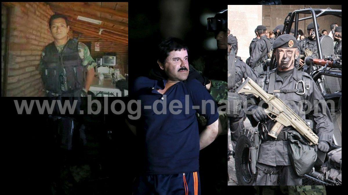 """Alejandro Aponte Gómez """"El Bravo"""" el teniente que salvo a el Señor Guzmán de los GAFES"""