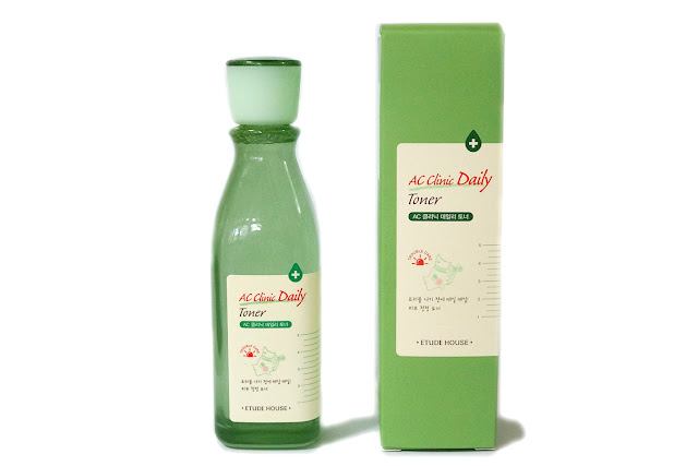 Etude House AC Clinic Daily Toner