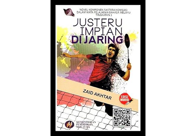Novel Justeru Impian Di Jaring
