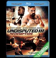 INVICTO 3: REDENCIÓN (2010) FULL 1080P HD MKV ESPAÑOL LATINO