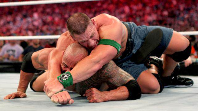 John Cena's All WrestleMania Matches - WWE BULLETIN