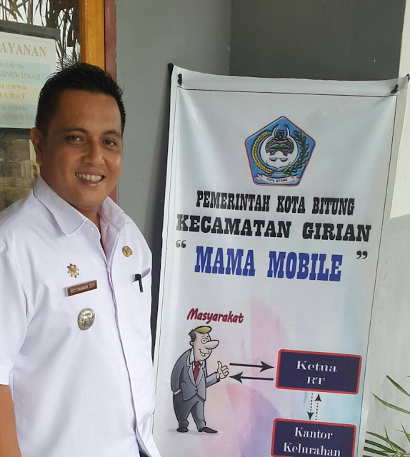 Permuda Pelayanan, MaMa Mobile Solusi Kecamatan Girian