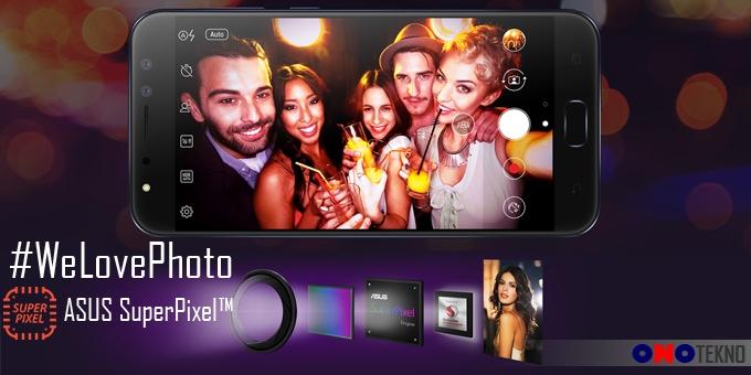 Next Generation Fitur Kamera Asus Zenfone 4 Series