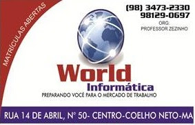 ESCOLA WORLD INFORMÁTICA