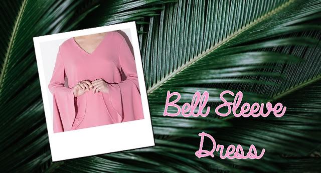 Trend: Bell Sleeve Dress