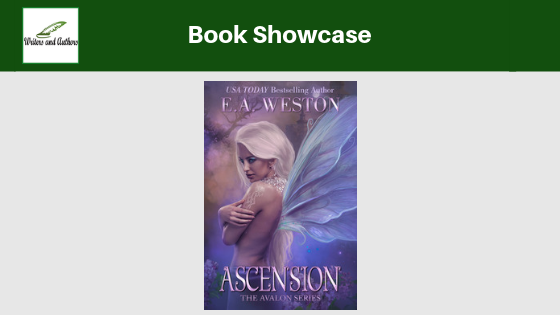 Book Showcase: Ascension by E.A. Weston