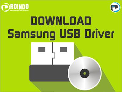 Download Samsung USB Driver versi terbaru V 1.5.51.0
