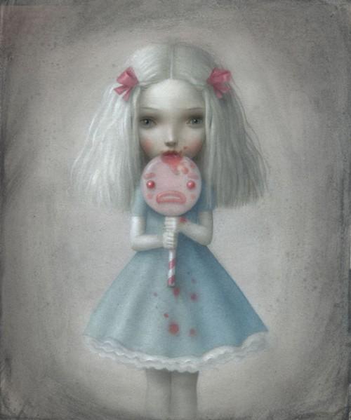 Nicoletta Ceccoli (ilustradora - illustrator)