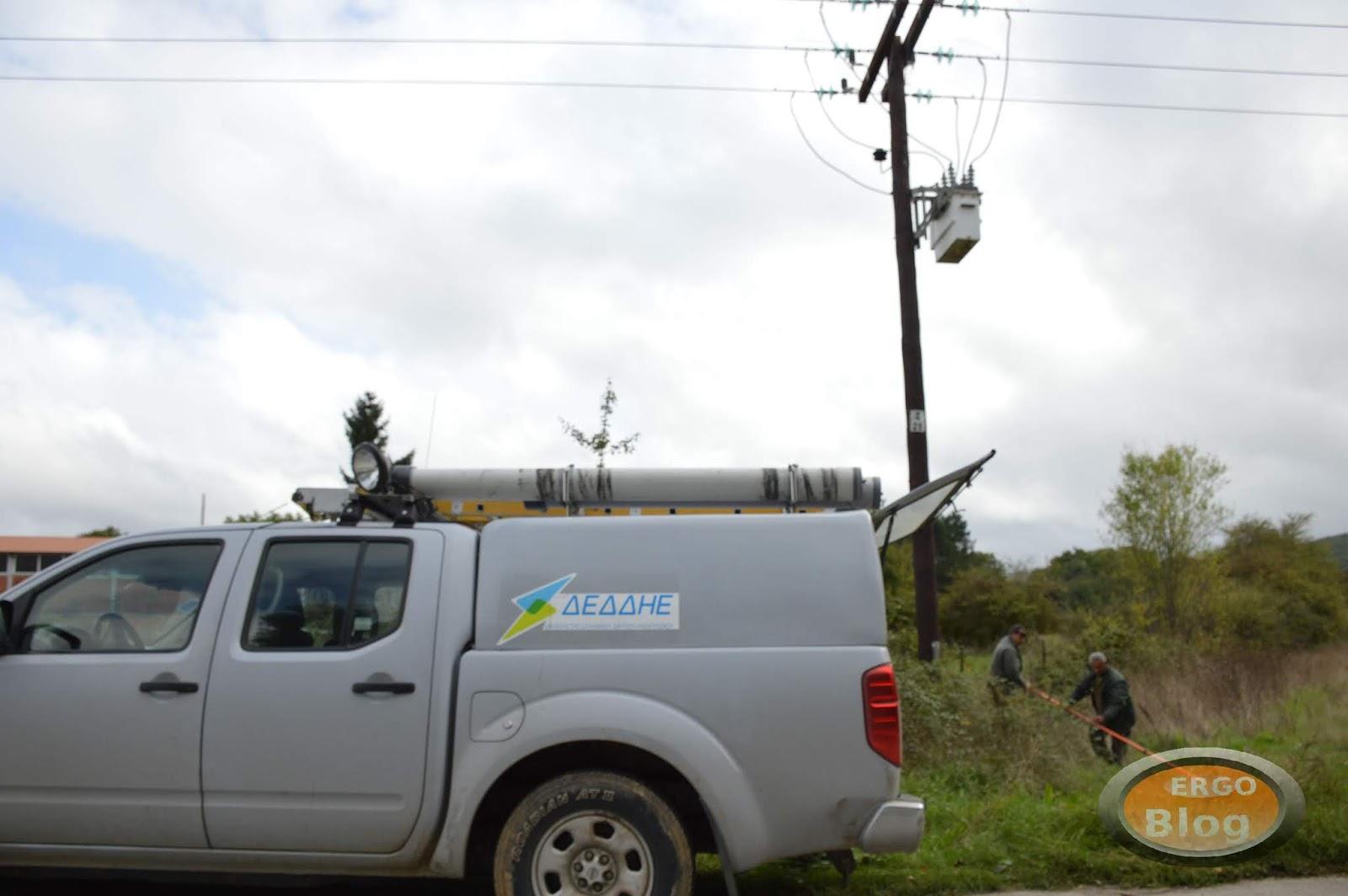 Διακοπή ηλεκτροδότησης στο Δήμο Νέας Προποντίδας