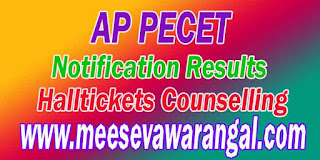 APPECET AndhraPradesh-AP-PECET-Notification-Fee-Payment-Halltickets-Results-Final-Key-Counselling