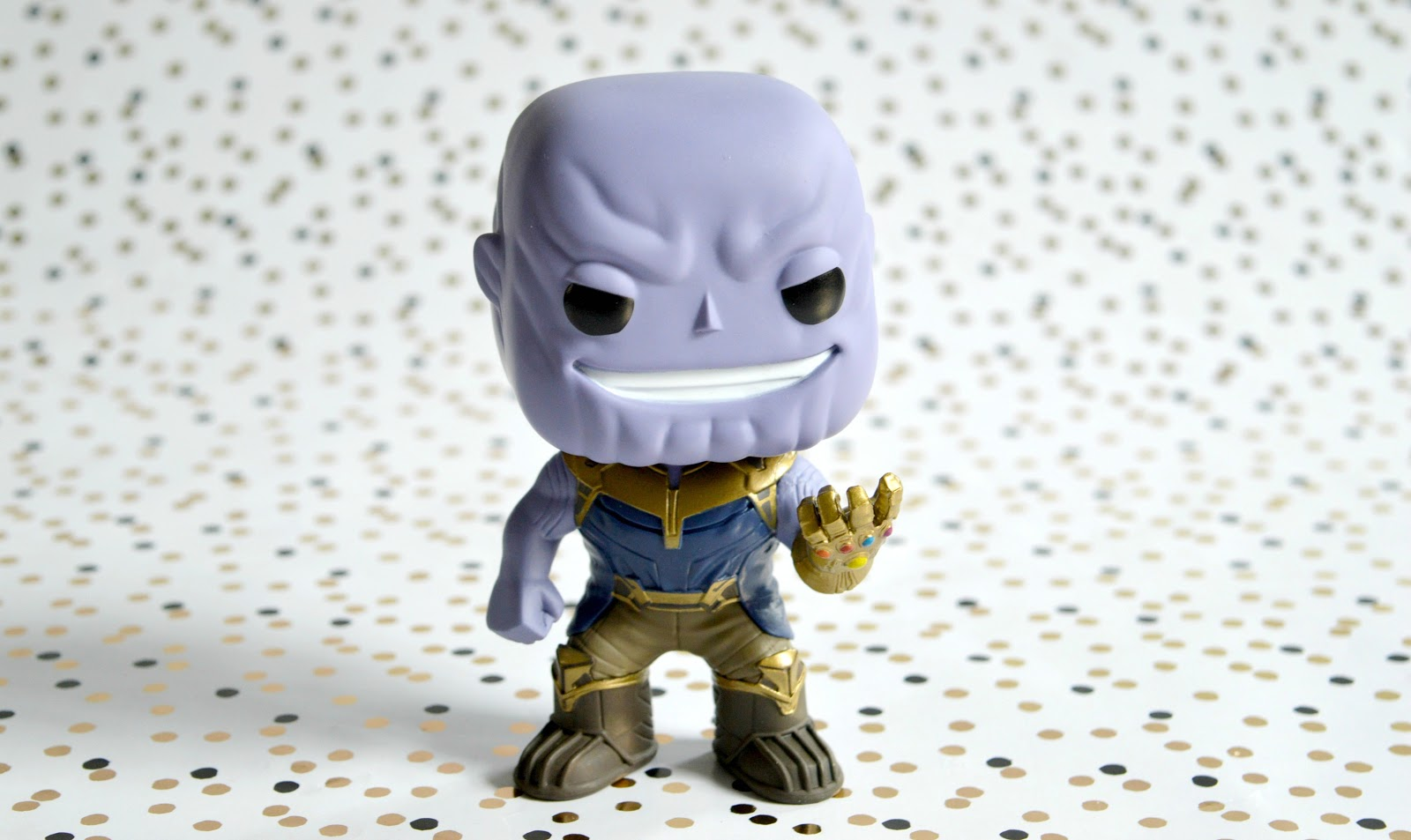 Infinity War Thanos Funko POP! Figure